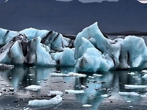 Aurora Borealis in Iceland Fotos