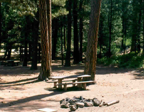 Ice Springs Campground