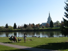 Idaho Falls Greenbelt