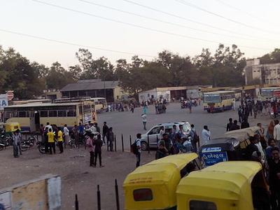Idar Bus Stand
