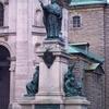Ignace Bourget Monument