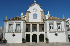 Church In Olhao