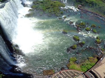 Iguacu Water Fall