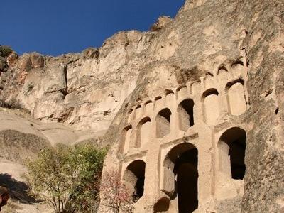 Church Ihlara Valley Guzelyurt