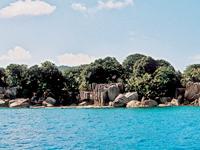 Ile Coco Parque Nacional Marino