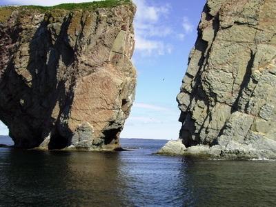 Perce Rock In Its Present