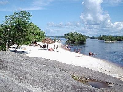 Ilha-do-Sol - Rio Negro