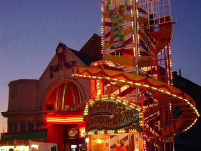 Ilkeston  Fair  Derbyshire