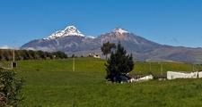 Illinza Volcano Ec