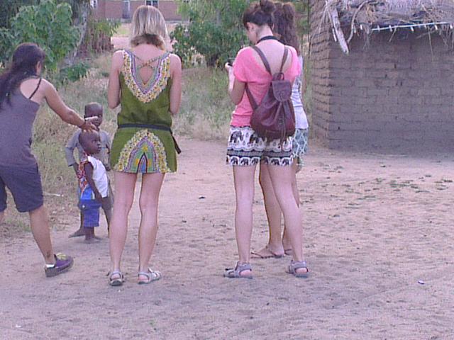 Njobvu Village Cultural Tour Photos
