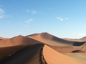 2 Day Sossusvlei Safari Tour Namibia - Camping Fotos