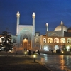 The Shah Mosque At Night