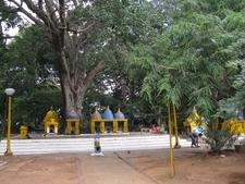 Cubbon Park Temple - Bangalore