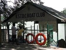 KSTD Boat Club Pier - Bangalore