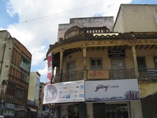 Commercial Street Old Buildings - Bangalore