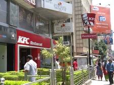 KFC MG Road - Bangalore