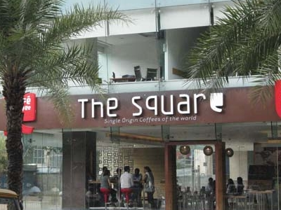 The Square Coffee Day Near Cubbon Park