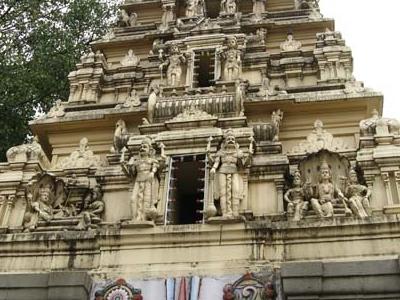 Kote Venkataramana Temple Shikhara