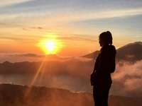Mount Batur Sunrise Trekking with Breakfast A top
