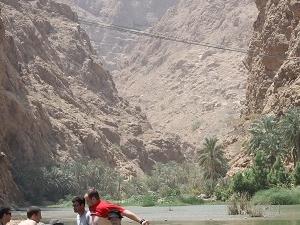 Wadi Shab One Day Trip
