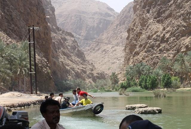 Wadi Shab One Day Trip Photos