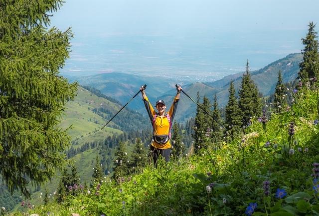 Bukreev Peak Hiking Tour Photos
