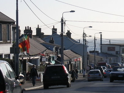 Main Street Wirescape