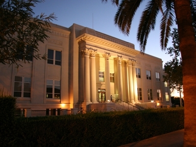 Imperial County Courthouse In El Centro