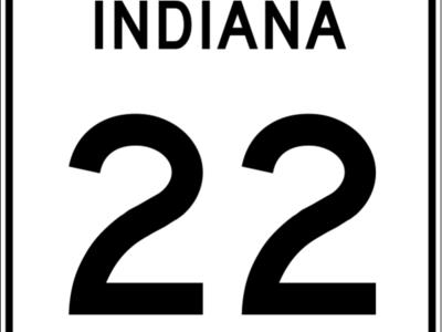 Indiana  2 2