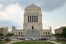 Indiana World War Memorial Exterior