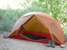 Indian Garden Campground - Grand Canyon - Arizona - USA