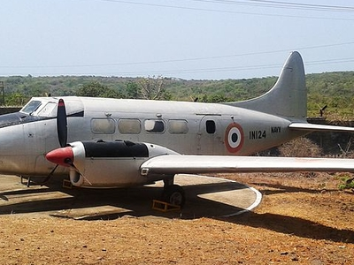 Indian Navy DH Dove