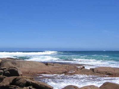 Indian Ocean At Cape Leeuwin