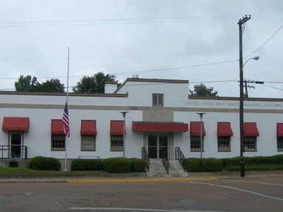 Indianola Post Office M S