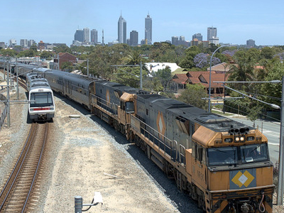Indian  Pacific  Perth