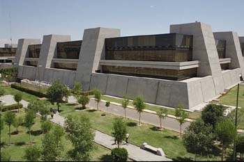 Headquarters Of INEGI