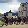 In Front Of Blair Castle