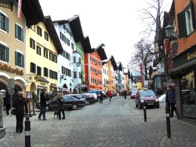 Innenstadt Kitzb Chel