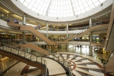 Interior View Of Inorbit Mall