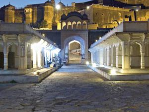 The Kuchaman Fort