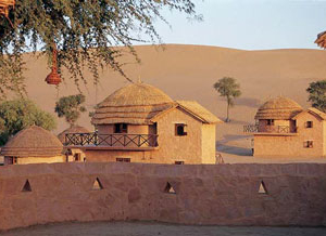 WelcomHeritage Khimsar Sand Dunes Village