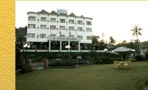 Loma del hotel