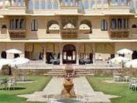 Fateh Bagh Palace