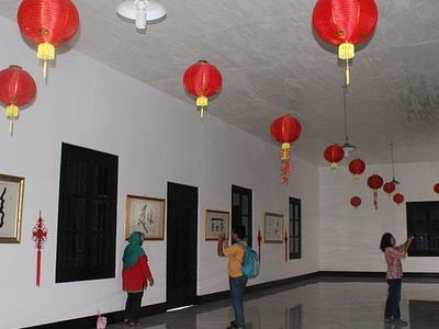 Inside Candra Naya Building