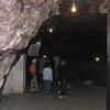 Inside Chislehurst Caves