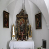 Inside Church Of Our Lord Imst Austria