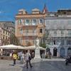 Inside Corfu Town