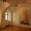 Inside Csikász Gallery, Veszprém
