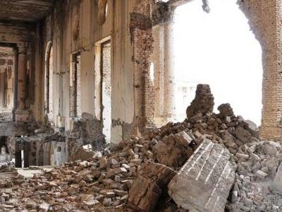 Inside Darul Amman