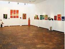 Inside FeuerWerk Gallery-Fügen Tyrol Austria